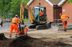 Røgrensningsudstyr på entreprenørmaskiner: Renere luft på byggepladsen
