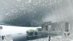 Paneler i højstyrkebeton skaber arkitektonisk mesterværk