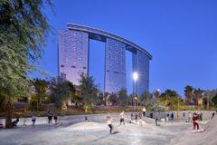 SLA designer Mellemøstens første biodiversitetspark i Abu Dhabi