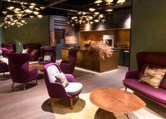 Fritz Hansen har skabt plads til fordybelse i verdens vildeste restaurant