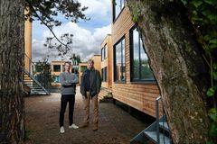 Södra leverer facadebeklædning til KBH's største træboligbyggeri