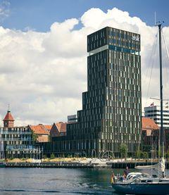 Nordeuropas mest bæredygtige og CO2-neutrale hotel