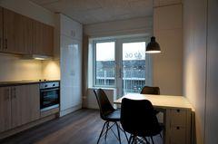 Concept Living medbringer færdigindrettet 1-værelses lejlighed til Ejendomsmessen