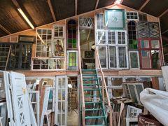 Er brugte vinduer og døre værd at bevare?