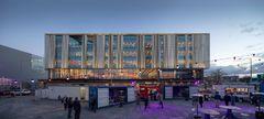 Christchurch Hovedbibliotek af SHL får femstjernet certificering