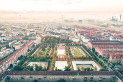 TREDJE NATUR skaber klimaløsninger og Columbusæg til fremtidens byrum