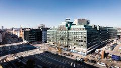 """PLH Arkitekter renoverer det ikoniske kobberhus """"Ved Vesterport"""""""