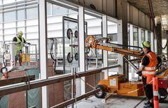 Smart Lift har revolutioneret den effektive vinduesmontage