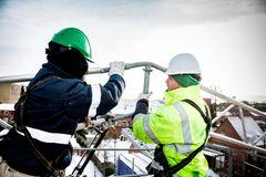 Arbejdsmiljø skal have en fremtrædende plads i byggeriet
