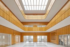 Nye fleksible og smukke kontorer i Overformynderiet