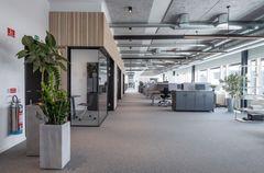 Nyt Hovmand-hovedsæde af PLH Arkitekter understøtter virksomhedsstrategi