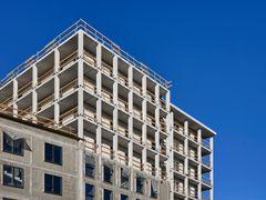 Præfabrikerede betonelementer forener effektivitet, æstetik og kvalitet på Bella 23