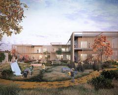 DGNB som design-driver for ny børneinstitution i Ringparken i Roskilde