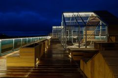Lys og kvalitetsmaterialer skaber ramme om arkitekttegnede PORT ONE