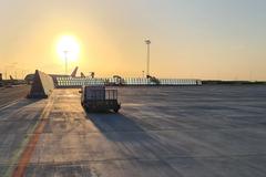IAC Acoustics bygger 286 meter radarusynlig Blast Wall til CPH Airport