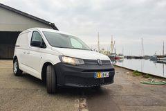 Test af Caddy Cargo: Vokseværk i Volkswagens mindste varebil