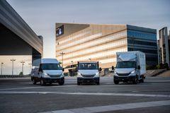 Ny Daily med smart elektronisk styring tager let transport til nye højder