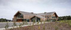 Nyt multihus i Ikast er rustikt og mere end almindeligt fleksibelt