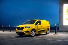 Ny Opel Combo-e: Kompromiløs E-mobilitet:
