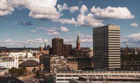 Boliger bygges i stor stil: Boligområder i København