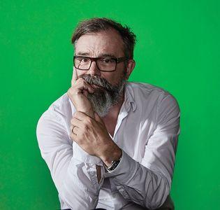 Portræt af Stephen Willacy