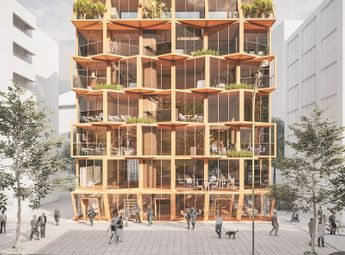 Se vinderne af Urban Adaptation: Fleksibelt og bæredygtigt byggeri