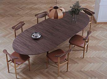 Finn Juhls klassiske sølvbord relanceres i mindre udgave