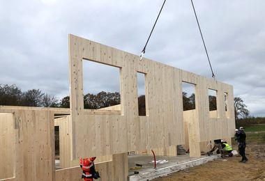 Træbyggeri som nøgle til byggeriets klimaudfordring