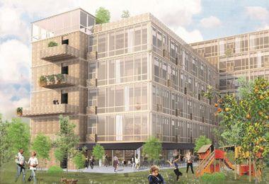 Scandinavian Property Development udvikler bæredygtige bofælleskaber