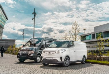 Hvad er status på elektriske varebiler i Danmark?