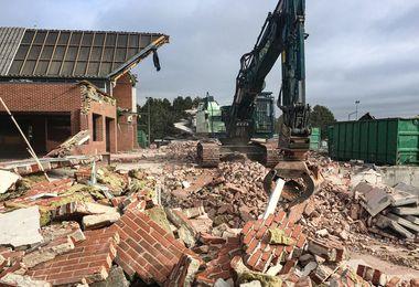 Nyt projektteam giver gammelt murværk højere miljømæssig værdi