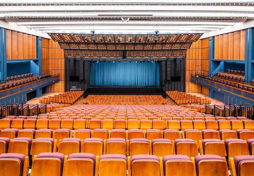 Stouenborg har skabt akustik i verdensklasse i Falkoner Salen