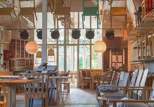 Svensk designlegendes hjem og arbejdsliv vises i ny udstilling