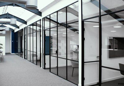 New York Design29: Glasskillevæg i et eksklusivt design