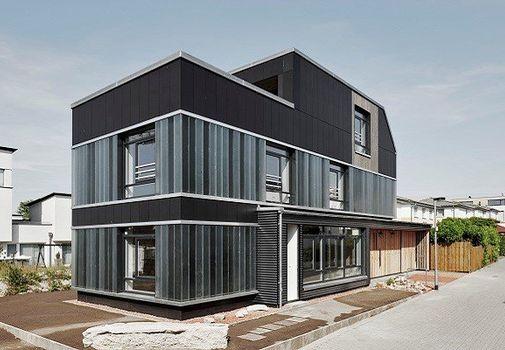 Genanvendelse af fibercementplader fra EQUITONE i bæredygtigt byggeri