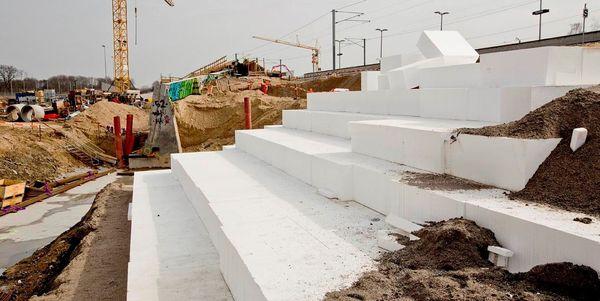 isoleringsmateriale til byggebranchen samt emballager til gartneri- og fødevarebranchen samt til teknisk industri