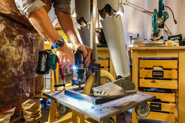 Test af Makita 40V Bore- skruemaskine: Performance opvejer vægten