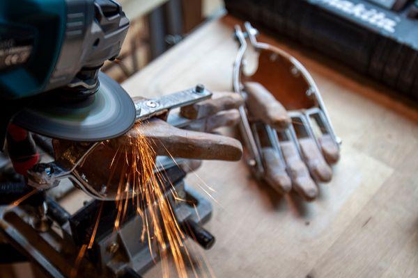Ny vinkelsliber fra Makita får ledningsværktøj til at ryste i bukserne