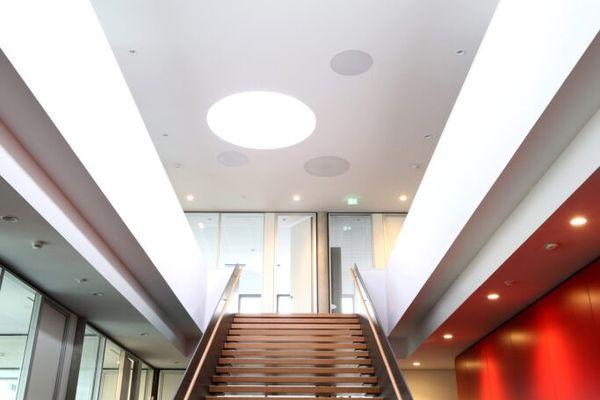 Runde former til mere lys og luft i byggeriet