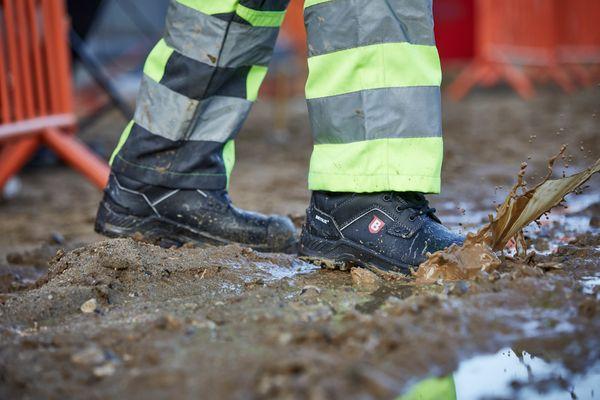 Nye sikkerhedssko kan løse udbredt håndværkerproblem