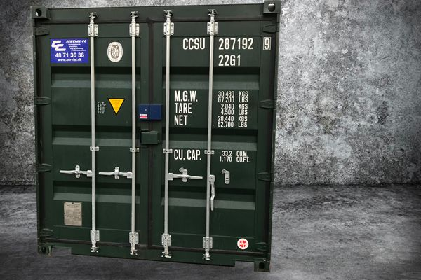 Servial CC A/S: Hurtig levering af sikre kvalitetscontainere