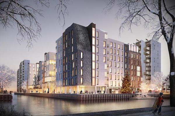 JFP skal opføre prestigebyggeri på havnefronten i Aarhus