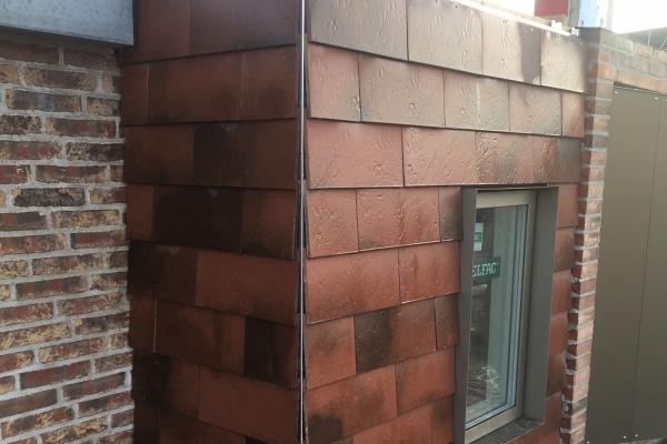 Ny facadetegl letter monteringen og skaber flere kvadratmeter