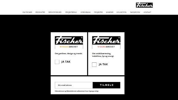 Vigtig viden og nyttige nyheder fra Fischer