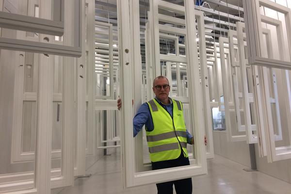 Optimisme hos STM Vinduer: - Vi skal investere i fremtiden