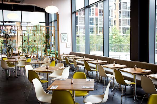 Eggy Pop oplyser populær vegetarrestaurant i London