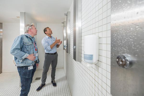 Politiskolen vokser – vandforbruget falder