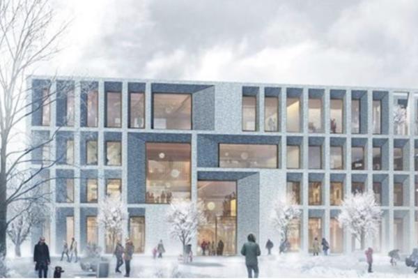 JFP skal opføre Vejen Kommunes nye rådhus
