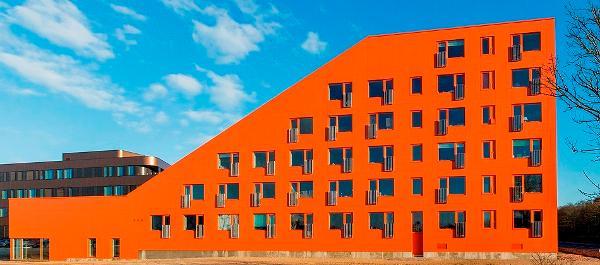 Dansk campus viser, hvorfor orange er det nye sort