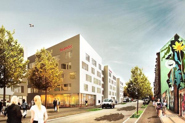 Materialevalg skaber effektiv byggeproces på storhotel